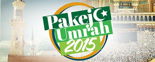 Pakej Umrah 2015