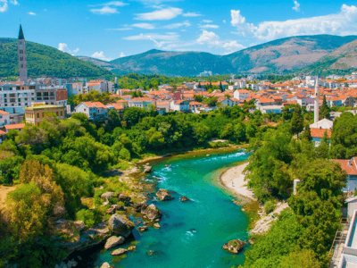 BALKAN Holiday Tour